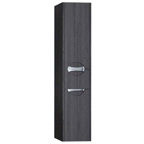 Шкаф пенал Акватон Сильва 32 с корзиной для белья 1A215603SIW6R R Дуб фьорд