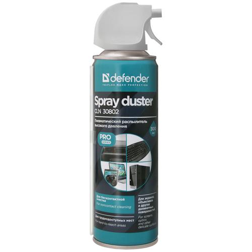 Фото - Defender Spray Duster CLN 30802 пневматический очиститель салфетки чистящие defender eco cln 30300