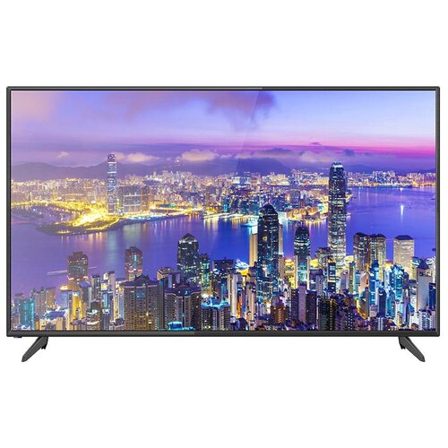 Фото - Телевизор Erisson 50ULX9000T2 50 (2019), черный телевизор erisson 43flm8000t2 43 full hd