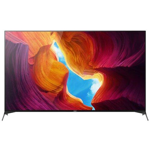 Фото - Телевизор Sony KD-75XH9505 75 (2020), черный телевизор oled sony kd 65ag9 64 5 2019 черный