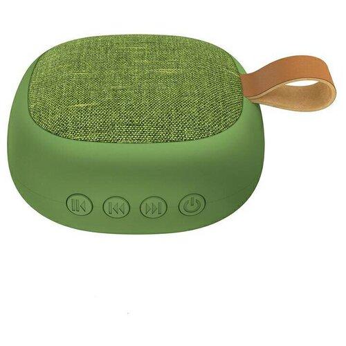 Портативная акустика Hoco BS31, зеленый