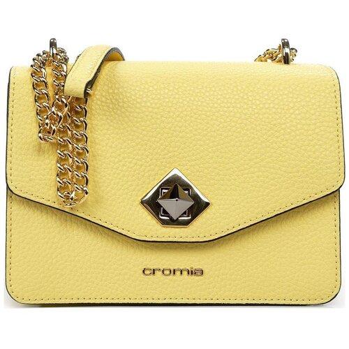 Сумка-клатч женская Cromia CR1404504 limone Mina
