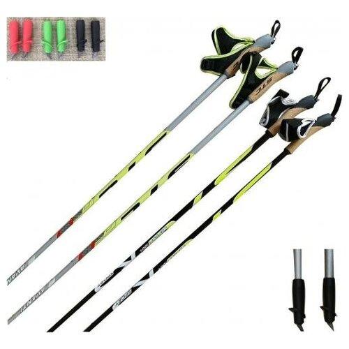 Фото - Лыжные палки STC Avanti Carbon с твердосплавным наконечником STC 170 см лыжные палки stc алюминий с твердосплавным наконечником stc 170 170 см
