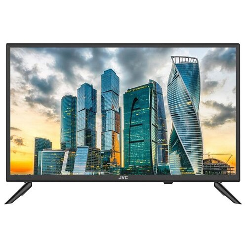 Фото - Телевизор JVC LT-24M480 24 (2018), черный телевизор 24 jvc lt 24m485 черный 1366x768 60 гц usb