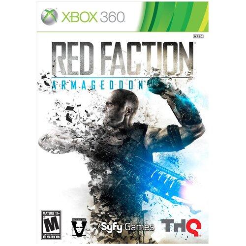 Игра для Xbox 360 Red Faction: Armageddon, русские субтитры
