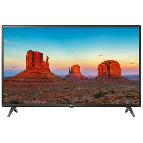 Фото - Телевизор LG 49UK6300 49 (2018), черный телевизор lg 49uk6200pla черный