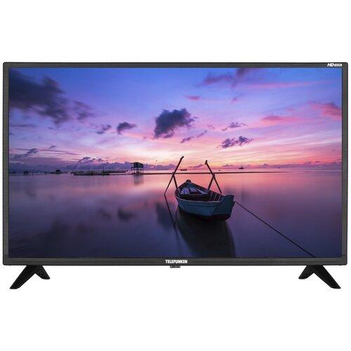 Фото - Телевизор TELEFUNKEN TF-LED32S48T2 31.5 (2020), черный телевизор telefunken 43 tf led43s45t2s черный