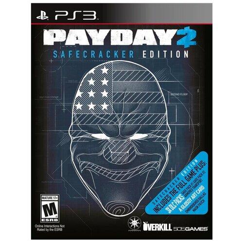 Игра для PlayStation 3 Payday 2: Safecracker Edition, английский язык