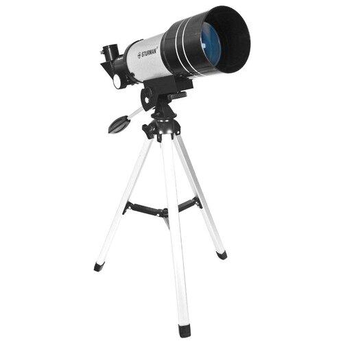 Фото - Телескоп Sturman F30070M серебристый телескоп