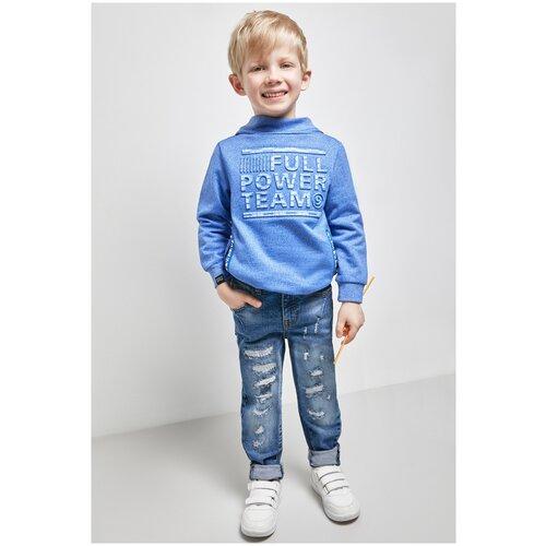 Купить Джинсовые брюки для мальчиков размер 116, синий, ТМ Acoola, арт. 20120160295, Джинсы