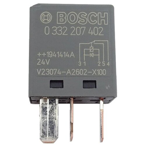Реле стеклоочистителя Bosch 0332207402
