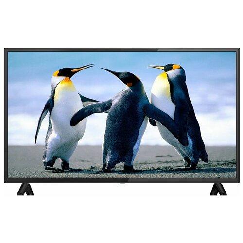 Фото - Телевизор Erisson 39LM8030T2 39, черный led телевизор erisson 39lm8030t2