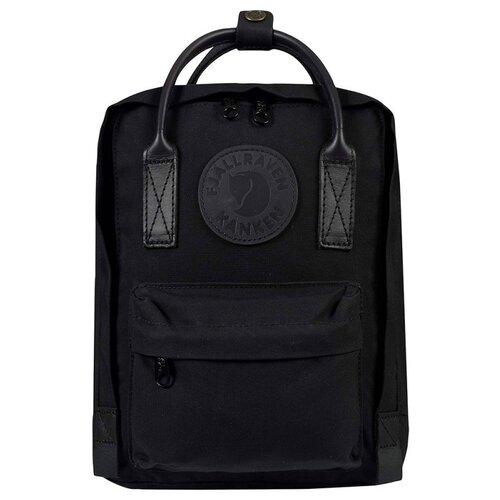 Фото - Рюкзак Fjallraven Kanken №2 Mini Black Edition, черный, 20х13х29 см, 7 л рюкзак fjallraven kånken no 2 laptop 15 black edition 18 черный