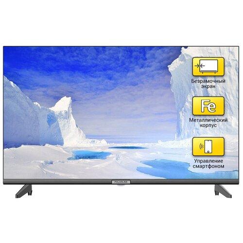 Телевизор Polarline 32PL51STC-SM 32 (2019), черный телевизор polarline 32pl14tc sm 32 2019 черный