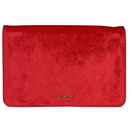 сумка клатч женская lancaster lcs523 75 noir Сумка-клатч женская Lancaster LCS519-12-rouge