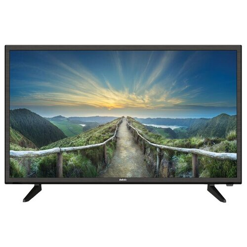 Фото - Телевизор BBK 39LEM-1089/T2C 39 (2020), черный bbk 24lem 1063 t2c 24 черный