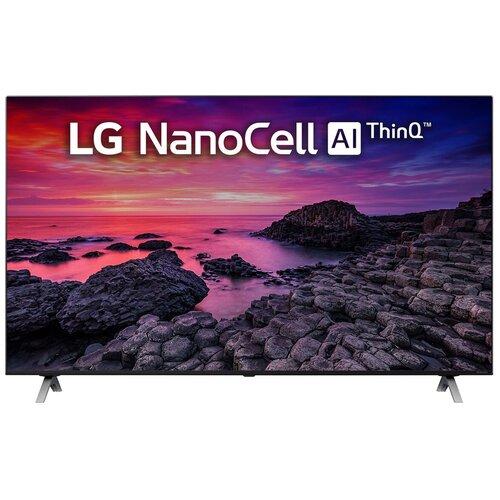 """Телевизор NanoCell LG 55NANO906NA 55"""" (2020) черный"""