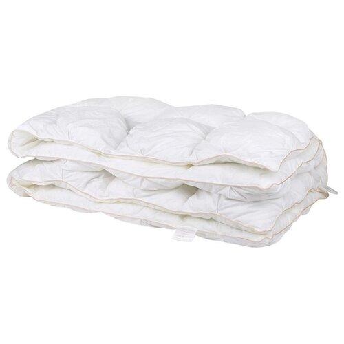 Одеяло из волокна с лепестками роз батист Luna De Miel Provence Rose 200х220