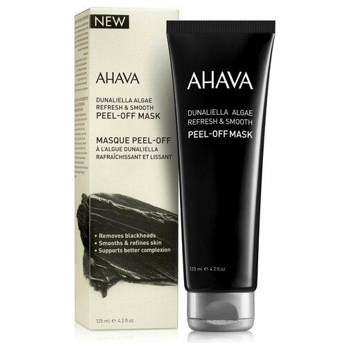 Купить AHAVA Dunaliella Algae Refresh&Smooth Peel-Off Mask маска-пленка для обновления и выравнивания тона кожи, 125 мл