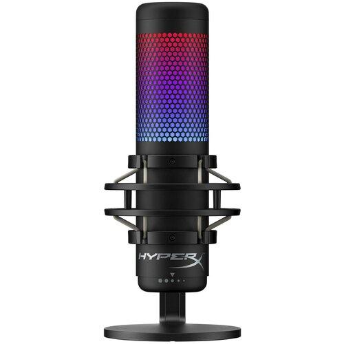 Игровой микрофон HyperX QuadCast S