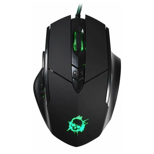 Мышь OKLICK 815G INFERNO, black