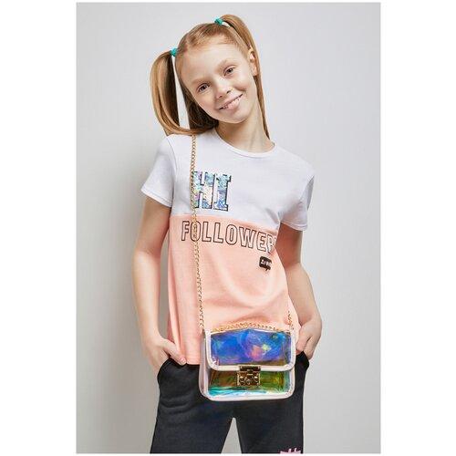 Фото - Футболка для девочек размер 158, ассорти, ТМ Acoola, арт. 20210110298 футболка acoola размер 158 белый