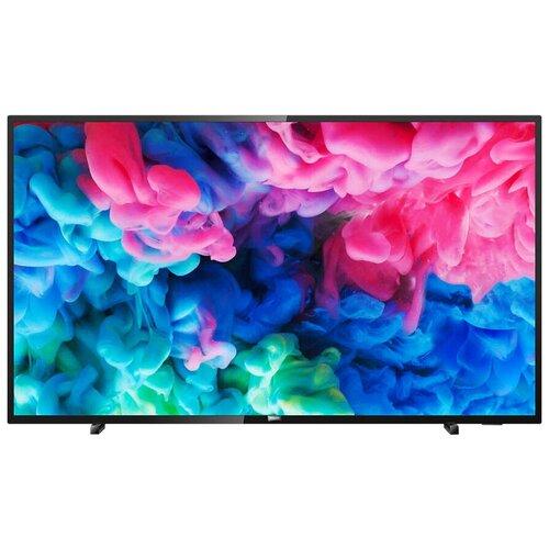 Фото - Телевизор Philips 43PUS6503 42.5 (2018), черный телевизор philips 32phs6825 32 2020 черный