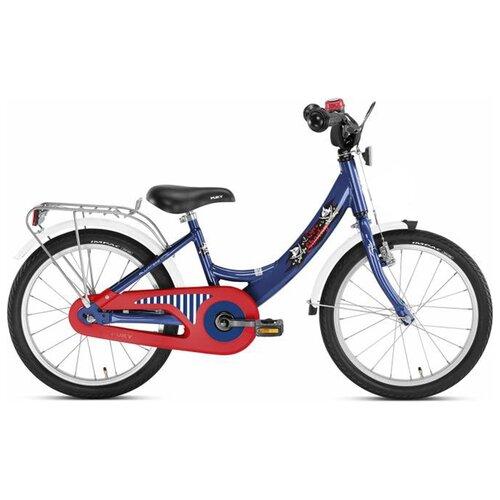Детский велосипед Puky ZL 18-1 Alu Capt`n Sharky (требует финальной сборки) приставные колеса puky st zl 9425 для двухколесных велосипедов zl 16 zl 18