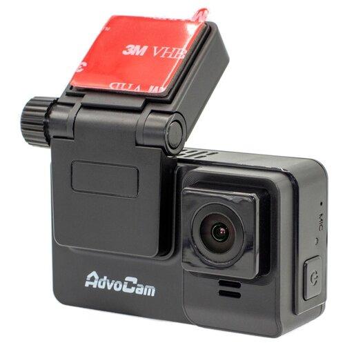 Видеорегистратор AdvoCam FD Black III, черный