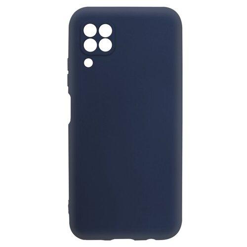 Krutoff / Чехол-накладка Krutoff Silicone Case для Huawei P40 Lite синий
