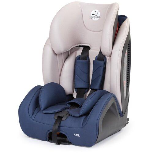 Автомобильное кресло Mr Sandman AXEL 9-36 кг Синий/Бежевый