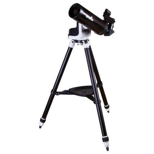 Телескоп Sky-Watcher MAK80 AZ-GTe SynScan GOTO черный телескоп sky watcher 102s az gte synscan goto