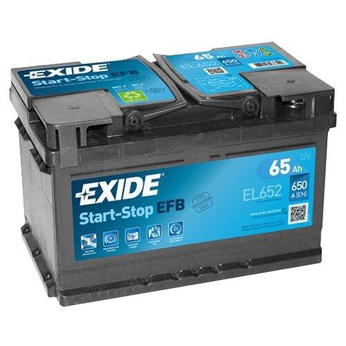 Автомобильный аккумулятор Exide Start-Stop EFB EL652