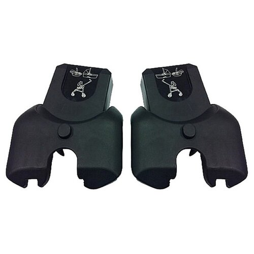 Адаптеры Bebe Confort для установки автокресла или Maxi Cosi на коляску (92280001)