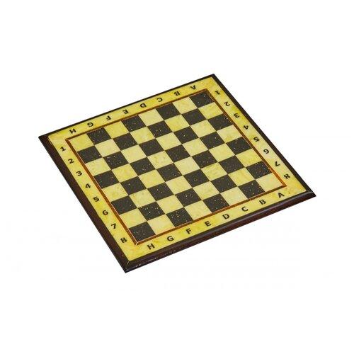 Amber-регион Шахматная доска средняя из янтаря с рамкой