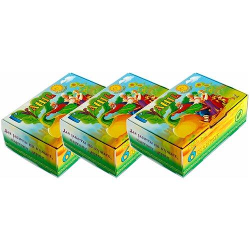 Купить Комплект из 3 коробок Гуашь 6 цветов Лучшее детям , 3 шт х 120мл, АКВА-КОЛОР, Краски