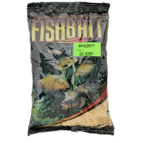 Прикормочная смесь FishBait Premium Фидер 1000 г