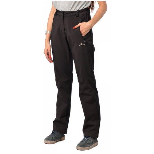 трекинговые брюки женские mtforce 412 черный 42 Брюки женские MTFORCE 1926 (Черный/42)