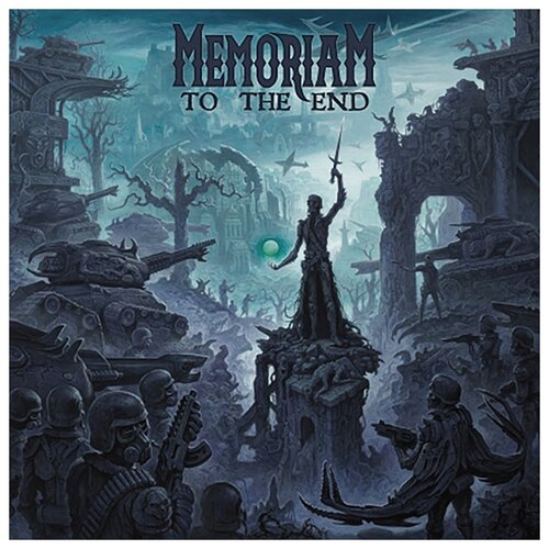 Memoriam – To The End (CD)
