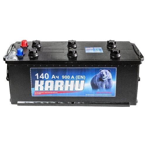 Аккумулятор для грузовиков KARHU 6СТ140