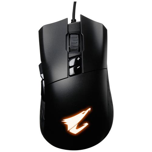 Мышь GIGABYTE GM-AORUS M3, черный