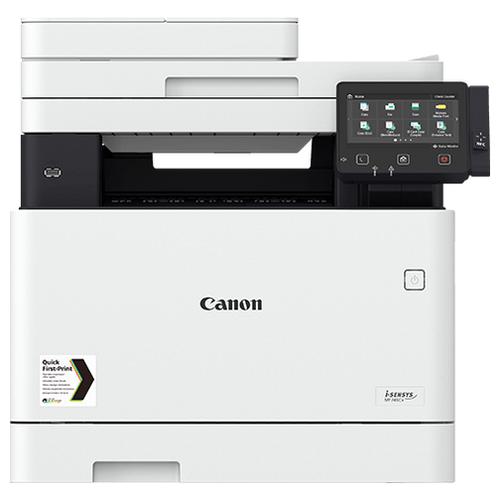 Фото - МФУ Canon i-SENSYS MF742Cdw, белый/черный мфу canon imagerunner 2630i белый черный