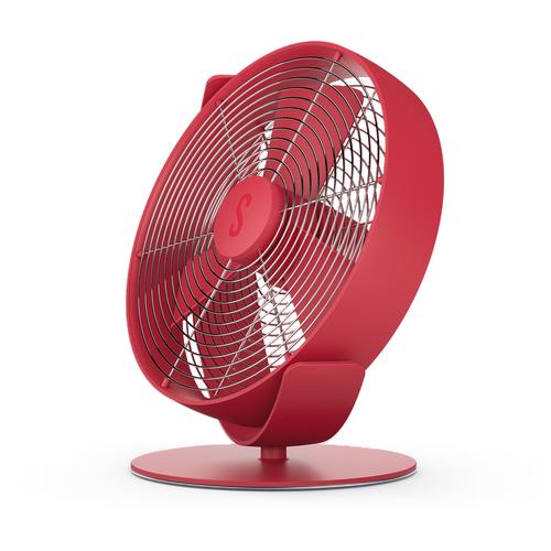 Настольный вентилятор Stadler Form Tim Original T-020OR/T-021OR/T-022OR chili red