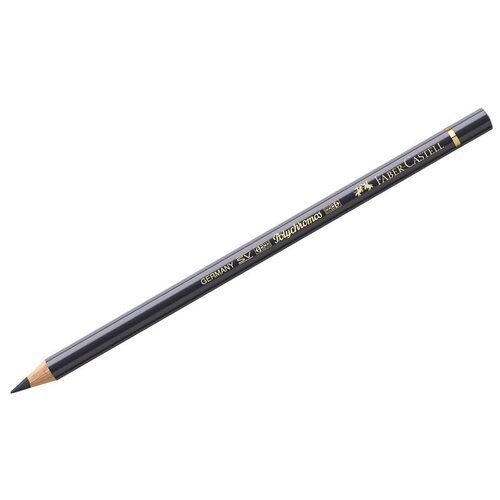 Купить Карандаш художественный Faber-Castell Polychromos , цвет 235 холодный серый VI, Цветные карандаши