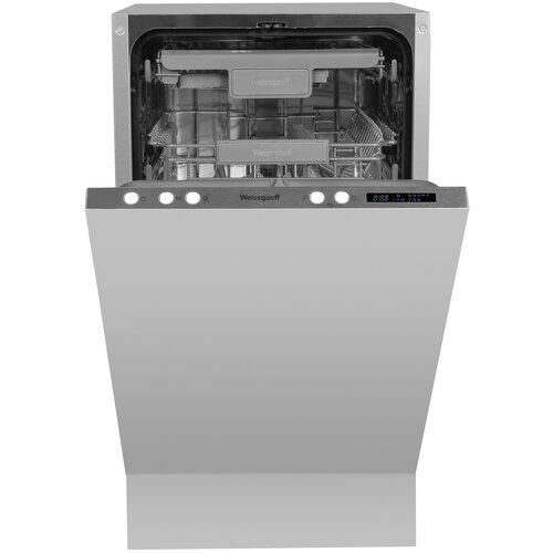 Встраиваемая посудомоечная машина Weissgauff BDW 4533 D посудомоечная машина weissgauff tdw 4006