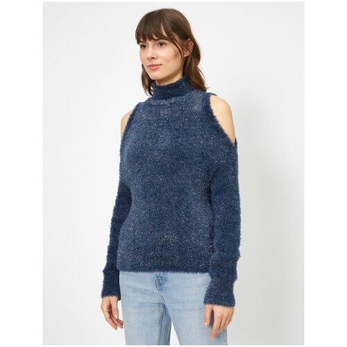 Свитер KOTON, размер XS(34), 700 синий
