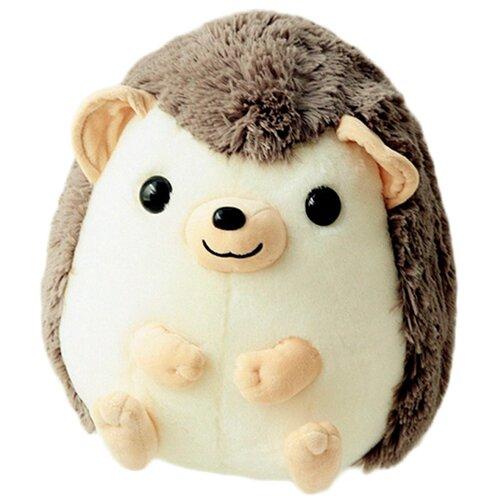 Мягкая игрушка 35см Детская игрушка в подарок / Плюшевая игрушка для детей Ёжик (Серый)