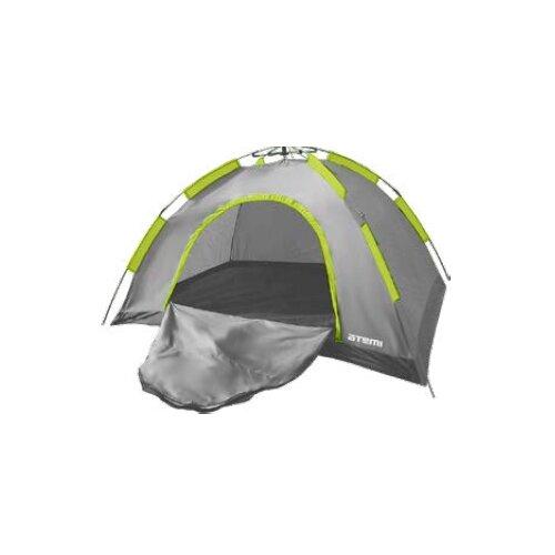 Палатка ATEMI AUTOMATIC 2 CX серый/зеленый недорого