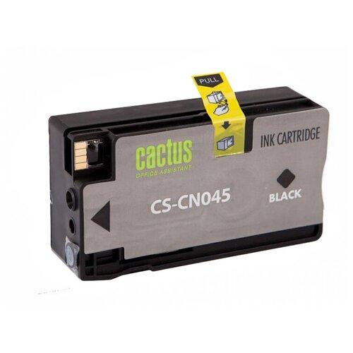 Фото - Картридж совм. Cactus CN045 (№950XL) черный для HP DJ Pro 8100/8600 (73мл) dj контроллер numark mixtrack pro fx