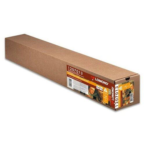 Фото - Холст Lomond 1067 мм XL Natural Linen Canvas Dye 1207013 300 г/м² 10 м., белый холст lomond xl natural canvas dye 400 мкм 0 610x10 м 50 8 мм 1207011